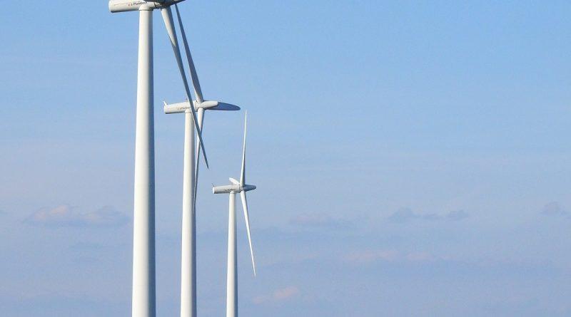 Trois moulins à vent