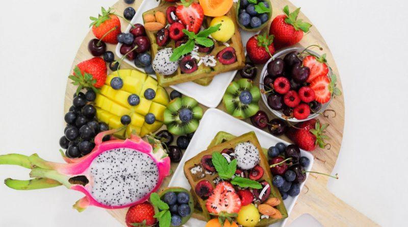 Des variétés de fruits